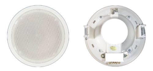 吸顶喇叭 eva-207-ip网络广播|数字广播|数字网络